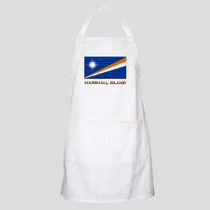 Flag of The Marshall Islands BBQ Apron