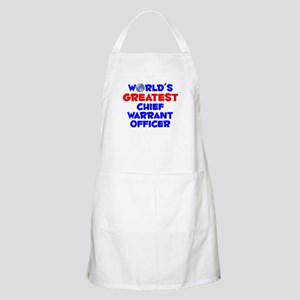 World's Greatest Chief.. (A) BBQ Apron