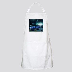 FASTER THAN LIGHTENING Apron