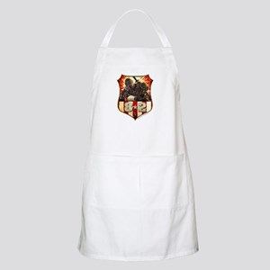 Snake Eye Badge Light Apron