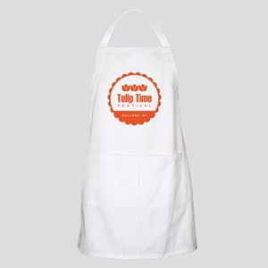 Tulip Time Seal Light Apron