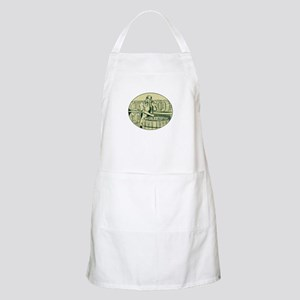 Brewer Brewing Beer Etching Apron
