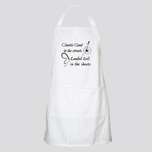 Chaotic Good in the Streets Light Apron