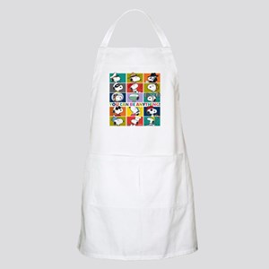 Snoopy-You Can Be Anything Apron