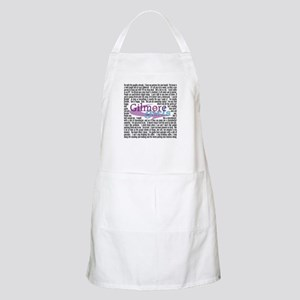 Gilmore Girls Fan Apron
