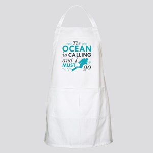 The Ocean Is Calling Apron