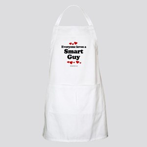Everyone loves a Smart Guy -  BBQ Apron