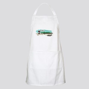 Crawfish Threat! BBQ Apron