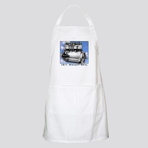 Wright Brothers Engine BBQ Apron