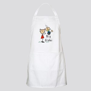 Swing Big Sister Little Brother Apron