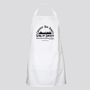 Chicago Tea Party BBQ Apron