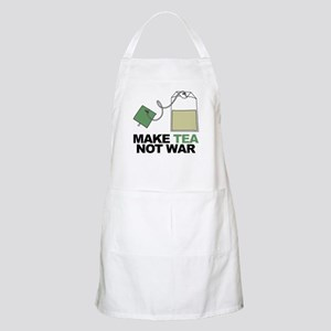 Make Tea Not War Apron