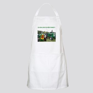 Ollie Ollie Over Here! BBQ Apron