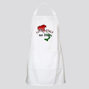 Little Italy San Diego BBQ Apron