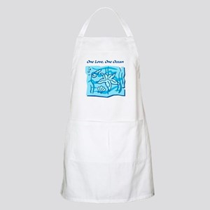 One Love, One Ocean Apron