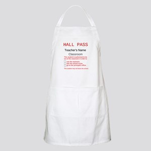 Mr. Nelson's Classroom Apron