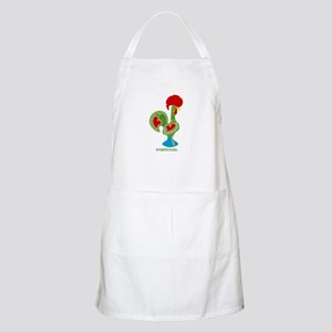 Traditional Portuguese Rooster Apron