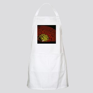 Bloody Sunrise Apron