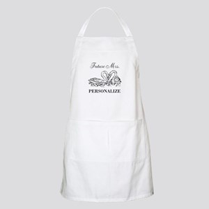 Future Mrs Wedding Bride To Be Apron For Women