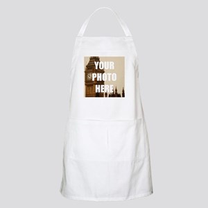 Your Photo Here Personalize It! Apron
