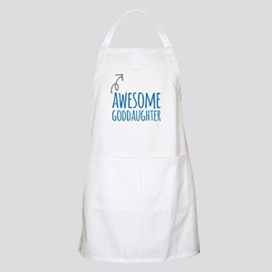 Awesome Goddaughter Apron