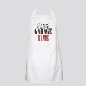 Garage Time Apron