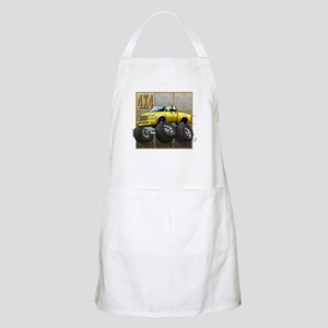 Tundra_Yellow Apron