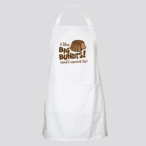 I like BIG BUNDTS Apron