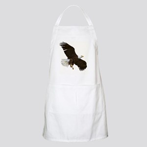 Amazing Bald Eagle Apron