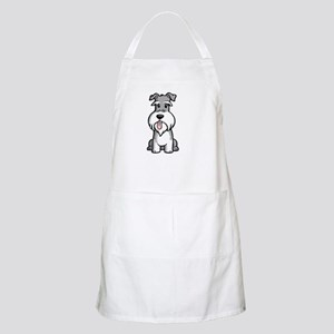 Life-is-better-with-a-Schnauzer-dark Apron
