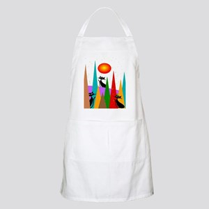 Whimsical Cats Apron