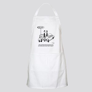 Parking Cartoon 5133 Apron