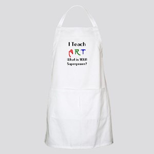 teach art Light Apron