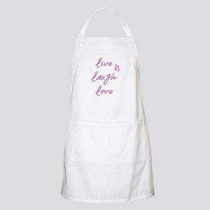 Live Love Laugh BBQ Apron