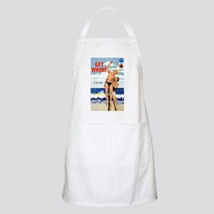 Gay Whore Apron