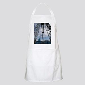 Newport Transporter Bridge Apron