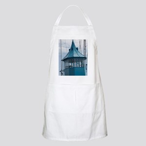 Newport Transporter Bridge gondola Apron