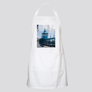 Historic Newport Transporter Bridge Apron