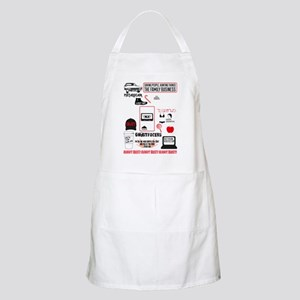 SPN Favourite Quotes 5 Apron