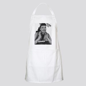 Bettie Page 3 Apron