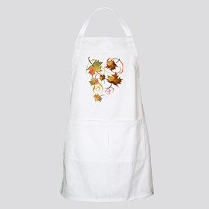 Racing The Autumn Wind Apron