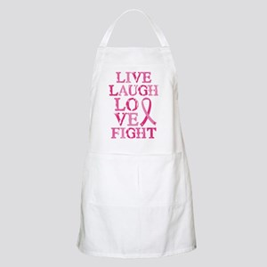Live Love Fight Apron