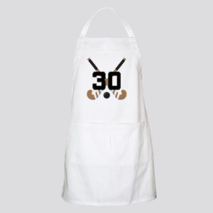 Field Hockey Number 30 Apron