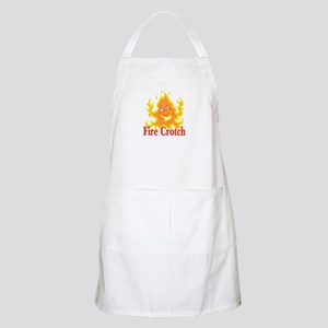 Fire Crotch BBQ Apron