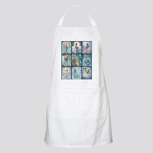 Molly Harrison Mermaids Fantasy Art Apron