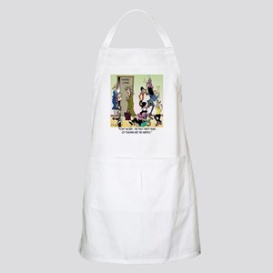 The 1st 30 Years of Teaching BBQ Apron