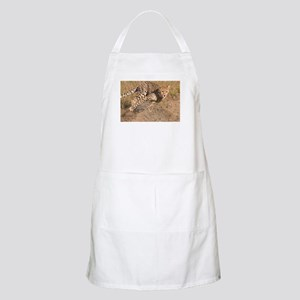 Cheetah On The Move Apron