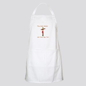 They Hated Liberals Gifts Apron