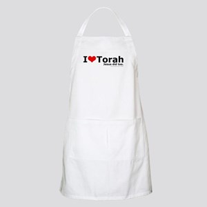 I Love Torah - Jesus Did Too BBQ Apron