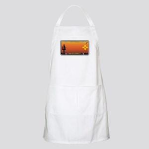 New Mexico License Plate Apron